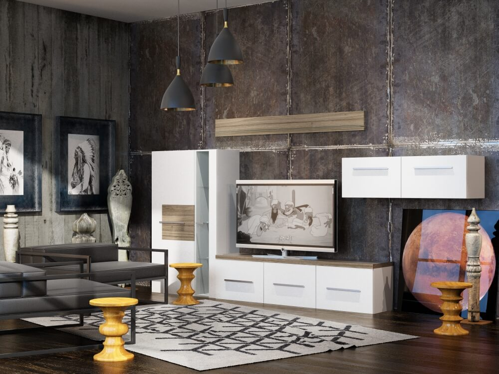 Мебель для гостиной Jenny Enran