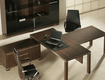 Quadro Eнран, кабинет руководителя, стол руководителя, кабинет директора, мебель для руководителя