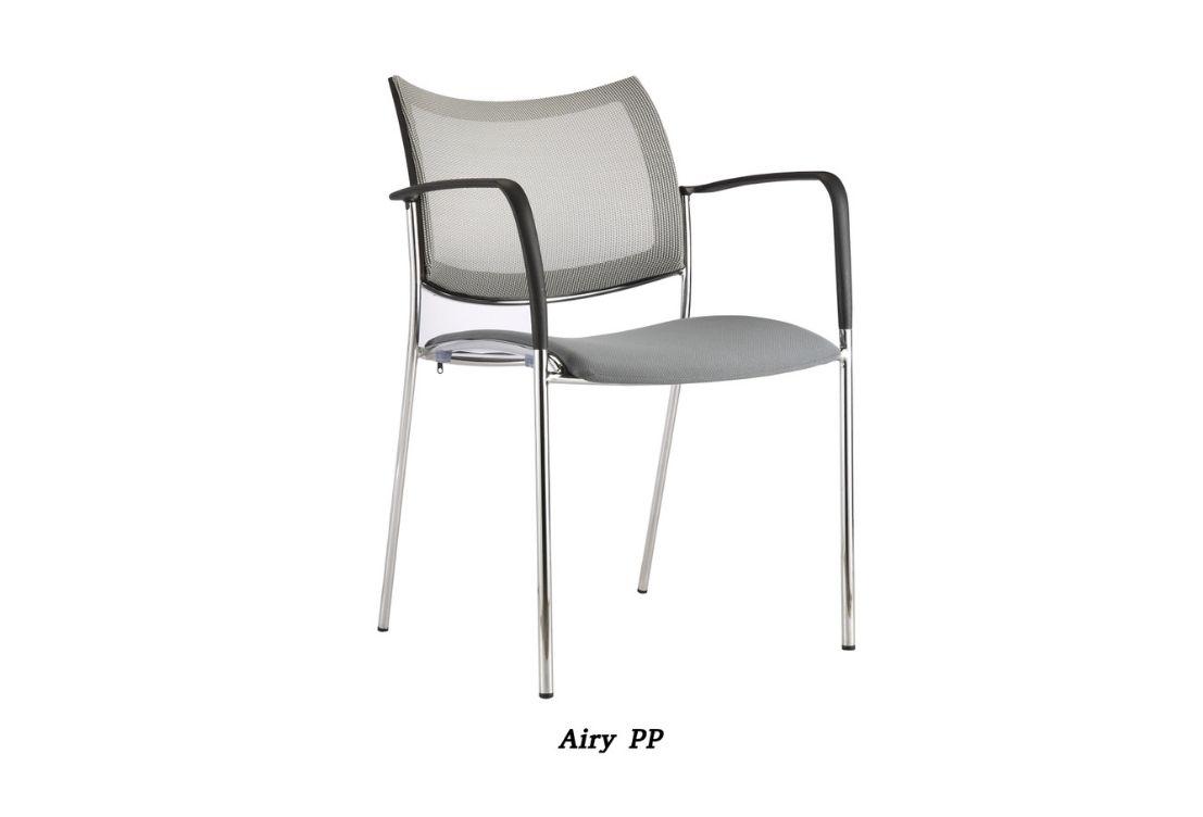 Airy кресла в офис Enran