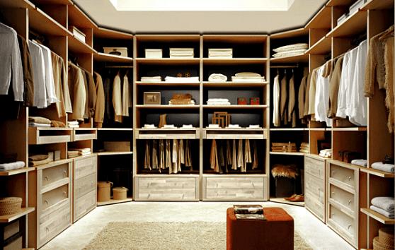 Boutique гардеробная Enran