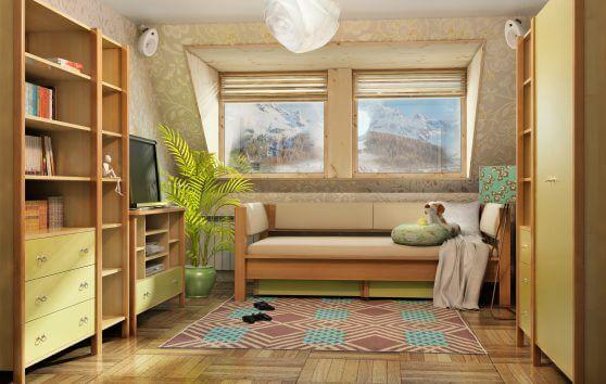 Elf 10 подростковая мебель Enran