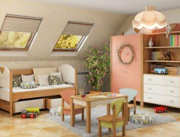 детская кровать, детские комнаты, детская кровать трансформер, детская, детская мебель, мебель для дома