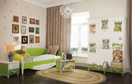 Fairytale детская мебель Enran
