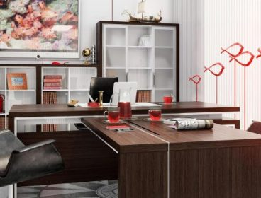 Gracce Eнран, кабинет руководителя, стол руководителя, кабинет директора, мебель для руководителя