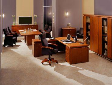 Magnum Eнран, кабинет руководителя, стол руководителя, кабинет директора, мебель для руководителя