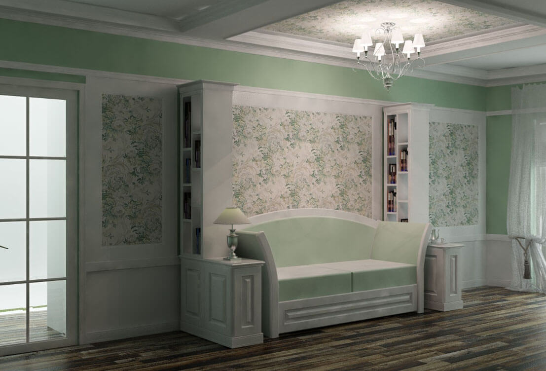 Мебель для дома, проект меблирование помещений, Енран