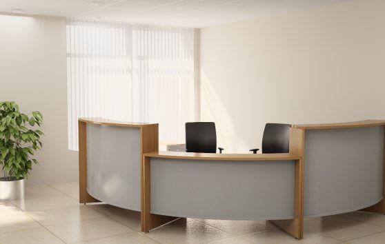 Рецепция Квант Енран мебель для офиса