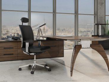 Spider Енран, кабинет руководителя, стол руководителя, кабинет директора, мебель для руководителя