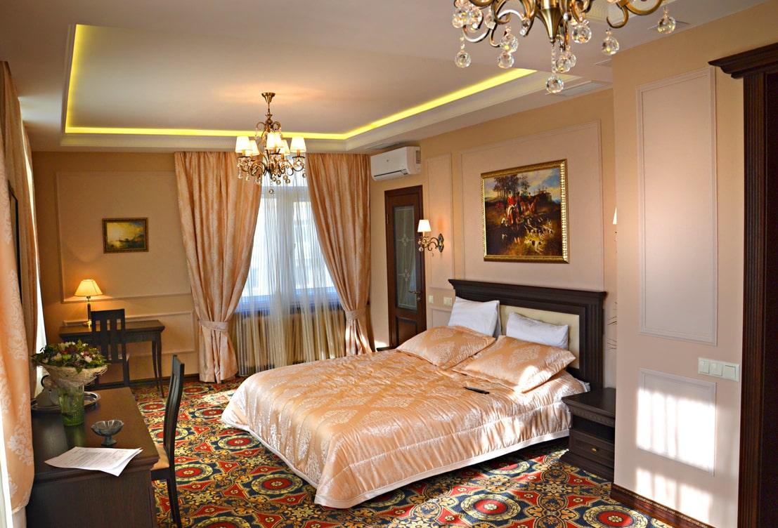 Атмосфера уюта и комфорта от Энран_отель Академия