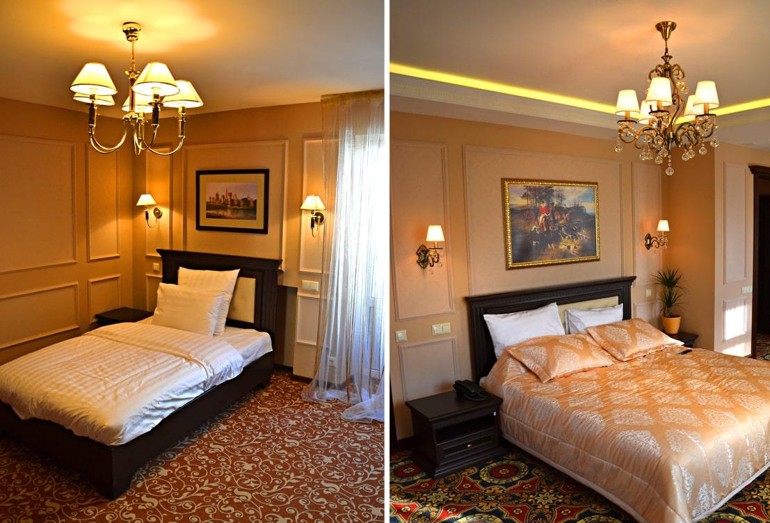 Создали уютную и комфортную атмосферу для посетителей отеля