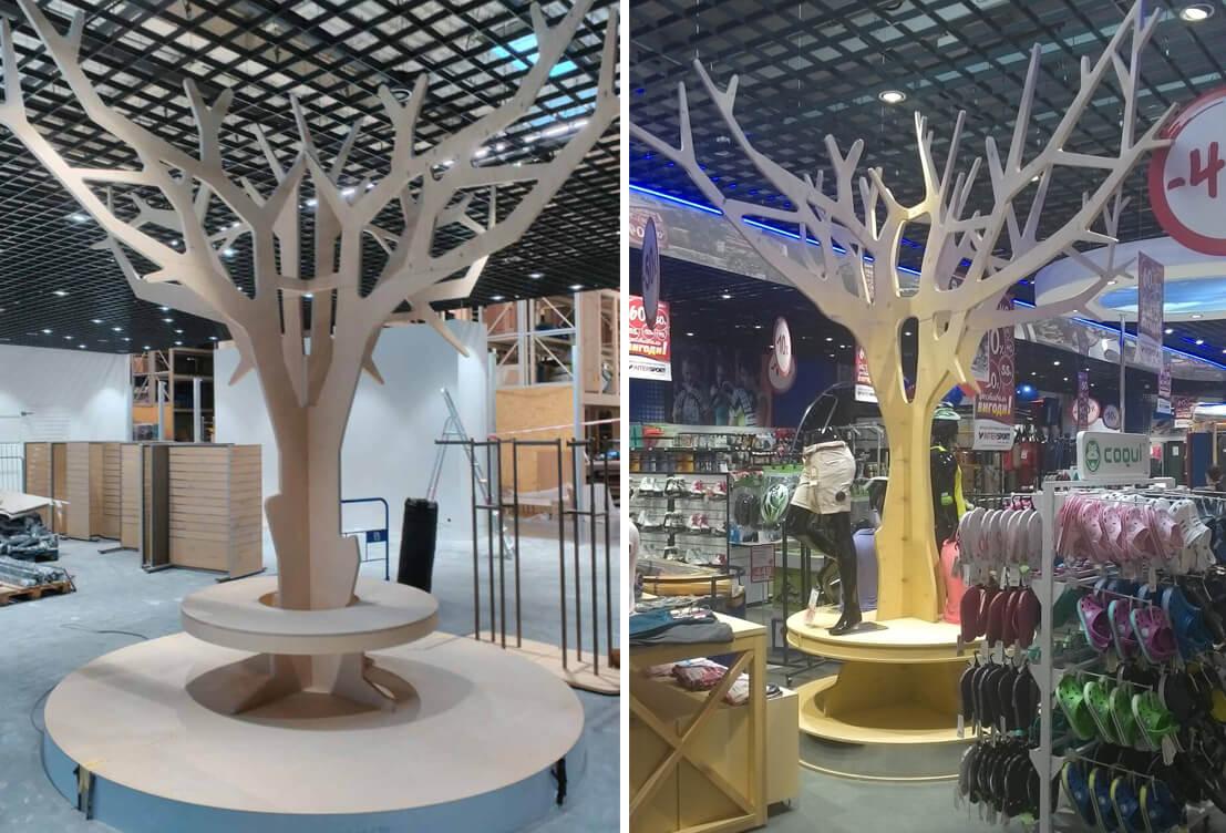 Элементы интерьера, декоративные элементы в интерьере Enran