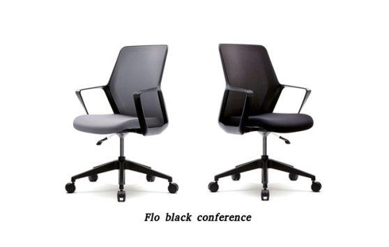 Flo кресла в офис Enran