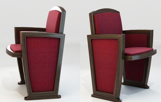 Театральные кресла Enran