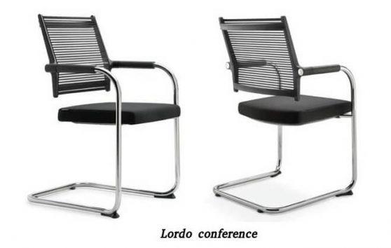 Lordo кресла в офис Enran