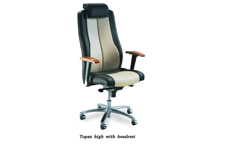 Topaz кресла в офис Enran