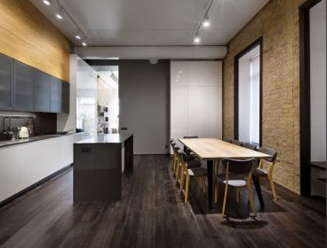 Мебель для кухни, проект меблирования, Енран