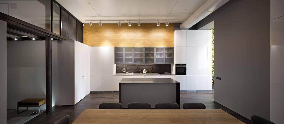 Мебель для кухни, проект меблирование помещений, Енран