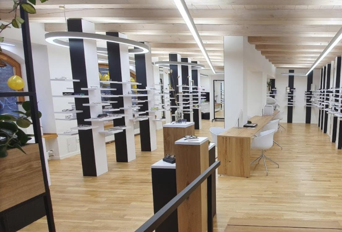 Магазин оптики Optik Blickfang (Німеччина)