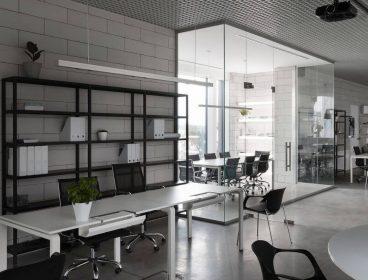 Офисная мебель, мебель для офиса, проект меблирования, Енран