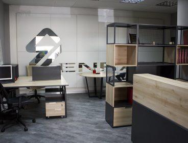розпродаж виробів серії офісних меблів N.I.C.E., распродаж меблів для офісу