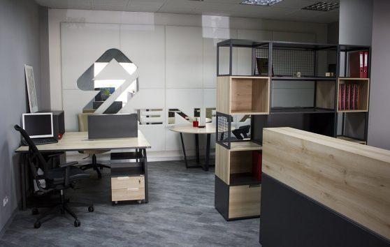 enran_розпродаж серії офісних меблів N.I.C.E.