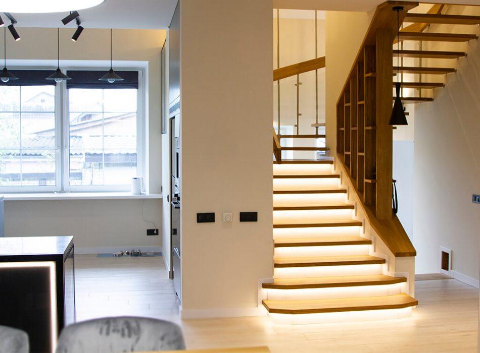Индивидуальный проект дома Киев Enran