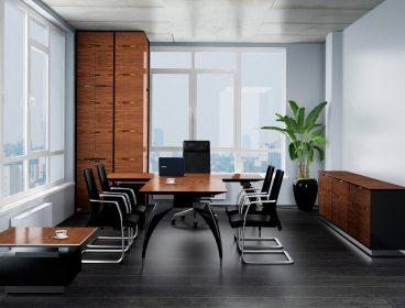 проект офиса, интерьер офиса, меблирование офиса