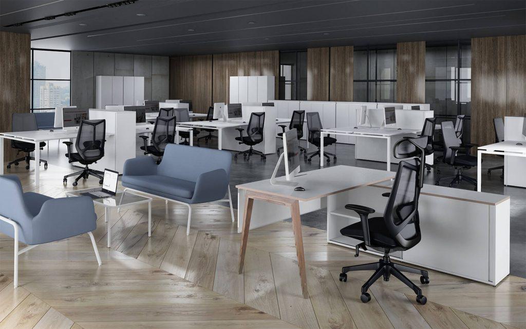 М'які меблі для офісу Enran
