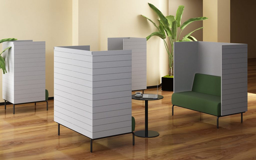 М'які меблі для офісу, переговорні кімнати Enran