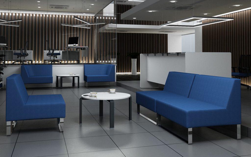 М'які офісні меблі меблі Enran